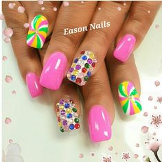 19 Best Candy Crush Nail Art Images On Pinterest Candy Crush Nails