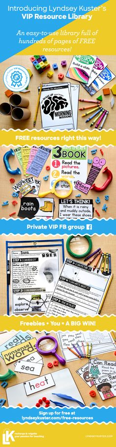 VIP Resource Library