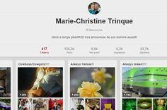 (409) Marie-Christine Trinque en Pinterest