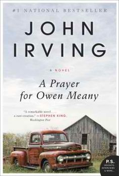 "Pinner said: ""A Prayer for Owen Meany : one of my very favorite novels"""