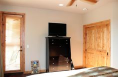Furnished Bedroom - 203 Bristlecone Pines Rd, West Sedona, Listed with Rob Schabatka from RE/MAX Sedona.