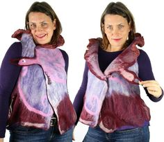 Gallery.ru / Фото #80 - ARIANE SROKA - renew Vest, Gallery, Jackets, Style, Fashion, Down Jackets, Swag, Moda, Roof Rack