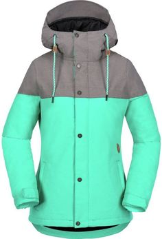 Volcom Bolt Insulated Jacket - Women s bd40ee57f