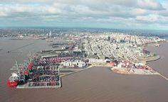 Montevideo, un puerto relojito, bien atractivo