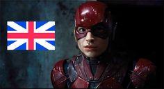 La pelicula de flash según se informa se filmará en Londres a principios del próximo año