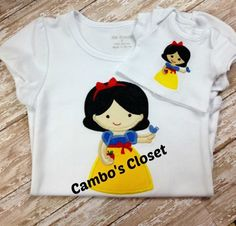 Children's shirt $25. Doll shirt $8. Email camboscloset@gmail.com to order or inquire.