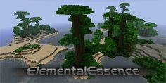 Download: http://minecrafteon.com/elementalessence-texture-pack/