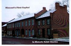 Missouri's First Capitol, St. Charles, Missouri