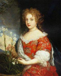 Anonymous —  Anna Ludwika (Luiza) Mycielska (Radziwiłł) (1729-1771)     (750×939)