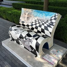 People are already sharing pictures of the benches on Instagram and Twitter on the #bookbench tag.   These Delightful Book-Themed Benches Are Popping Up All Over London