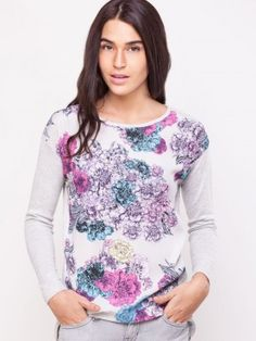 Warehouse for Women - Buy Online Women Warehouse in India at Koovs Floral Tops, Floral Prints, Trendy Tops For Women, Warehouse, India, Knitting, Stuff To Buy, Shopping, Fashion