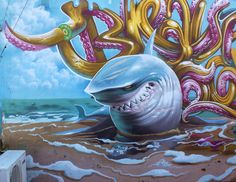 BRAVE COAST by Saturno (the CREATTER), via Behance