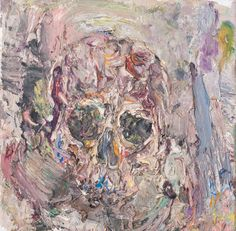 Marc Mulders (Tilburg 1958) - Schedel II