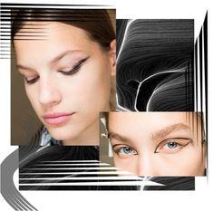Make up moodboard - graphic eyeliner trend Graphic Eyeliner, Daniel Wellington, Mood Boards, Make Up, Accessories, Maquillaje, Maquiagem, Makeup, Bronzer Makeup