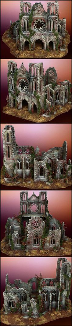 RUINS OF CATHEDRAL