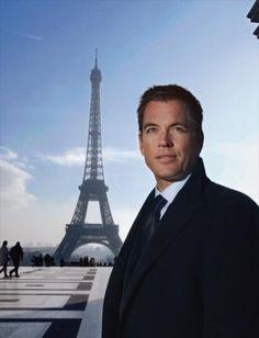 Tony in Paris