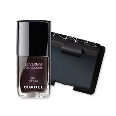 Fall's Must-Try Makeup Tones  Gunmetal  For a high-octane smoky eye, apply Nars Matte Eyeshadow in Thunderball ($24; narscosmetics.com) all around your eye, smudge with a Q-Tip, and voila, drama. Gunmetal gray nails are back for fall and as usual Chanel hits the right mark with Chanel Le Vernis in Vertigo ($26; chanel.com).