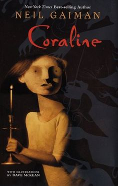 Coraline by Neil Gaiman (@OpheliaRG)