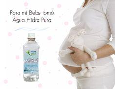 Hidrátate y Comparte Hidra Pura con sus hijos.