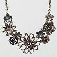 Claire's Gorgeous Garden Necklace was $12.50 now $6.25