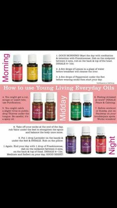 Young Living essential oils by liveyourdash4