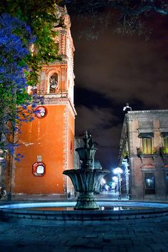 historical center, San Luis Potisi, Mexico ~Repinned Via Ana Cristina Zárate