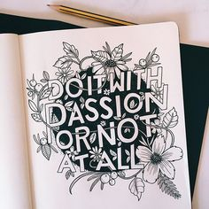 """Stephanie Baxter on Instagram: """"working sleeping netflixing eating kissing relaxing sassing whatever the hell it is you do, do it with your whole ass  #handlettering…"""""""