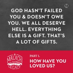 We deserve hell Ministry Quotes, Word Of Faith, Christian Life, Our Love, Savior, Fails, Mars Hill, First Love, Bible