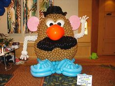 World Balloon Convention sculptures en ballon de baudruche 23 Les sculptures de ballons de la World Balloon Convention Sculpture photo i...