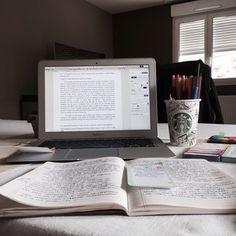 Imagen de book, coffee, and motivation