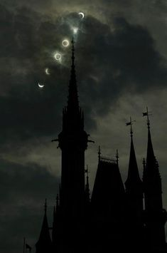 Black and White goth medieval gothic cathedral Gothic Cathedral gothic church Gothic Aesthetic, Witch Aesthetic, Moon Moon, Moon Phases, Dark Photography, Gothic Architecture, Gothic Buildings, Nocturne, Samhain