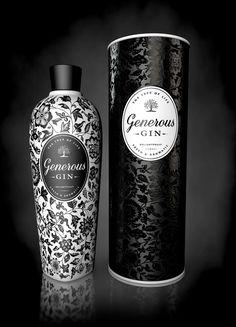 Generous Premium Gin - France os