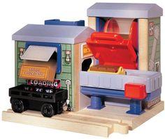 Thomas And Friends Trains, Thomas Toys, Airplane Toys, Choo Choo Train, Train Table, Wooden Train, Thomas The Tank, Chocolate Factory, Ikea