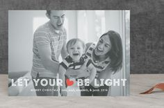 Be Light by Jennifer Wick at minted.com