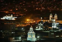 Quito's churches in the Historical Center or colonial part.