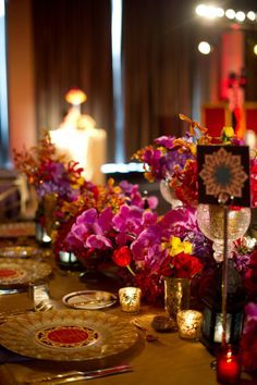 A taste of North Africa, Moroccan inspired tablescape.
