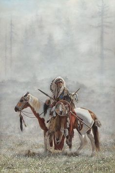 Ann Hanson - Event - Imagining the West Native American Horses, Native American Warrior, Native American Paintings, Native American Pictures, Native American Quotes, Native American Beauty, Native American Artists, American Indian Art, Native American History