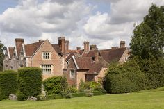 Chawton House, built from the 1580s to the 1660s - owned by the Knight family who adopted Jane Austen's third brother, Edward, when he was sixteen years old - he offered a house to his mother and sisters Cassandra and Jane in 1809; it was at the house in the village that she wrote most prolifically