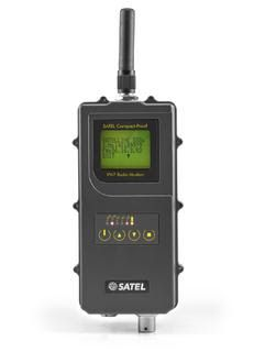 With transmitting power of 1,000 mW, the EASy it can be operated fully autonomously as a repeater station in the field for more than 15 hours.