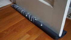 20 DIY Draft Stoppers That Keep Your Home Insulated - thegoodstuff