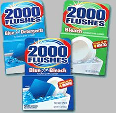 does 2000 flushes damage toilets at home