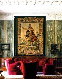 Gert Voorjans - Architectural and Design Practice - Dries Van Noten Paris Boutique in the World of Interiors.