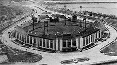 Roosevelt Stadium Debut