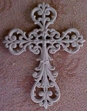the cross is a symbol that predates Christianity . there's quite an interesting article on it in Wikipedia Mosaic Crosses, Wall Crosses, Viking Art, White Crosses, Fantasy Wedding, Iron Wall, Cottage Living, Blue Accents, Western Art