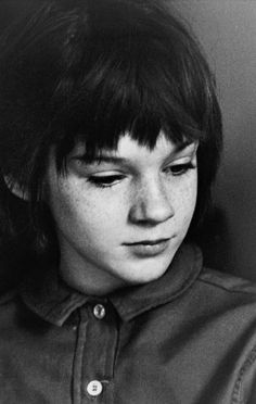 """Chapter looked at me carefully, concluded that I had been sufficiently subdued, and crooned softly, """"'Negro-lover'"""" This time, I split my knuckle to the bone on his front teeth"""" (Lee man vs man Mary Badham, Mocking Birds, Harper Lee, To Kill A Mockingbird, Draw On Photos, Brain Dump, Man Vs, Male Face, Actors & Actresses"""