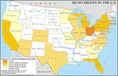 Hungarians in the U.S.