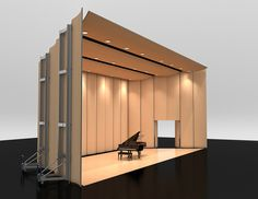 #LDI2014 New Products: Staging Concepts Bravado Acoustical Shell System. Read more here: http://livedesignonline.com/sound/ldi-2014-new-products-staging-concepts-bravado-acoustical-shell-system