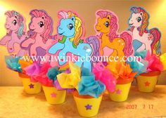 Yay! Something I can make myself with my little pony!