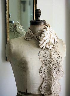 Vintage Dress Form (by Alice M. Wingerden)