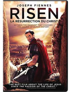 RISEN new on DVD and Blu-ray: Starring Joseph Fiennes, Tom Felton, Cliff Curtis, Peter Firth, Stephen Hagan and María Botto. Joseph Fiennes, Hd Movies, Movies To Watch, Movies Online, Movies And Tv Shows, Movie Tv, Movie List, Tom Felton Harry Potter, Shakespeare In Love